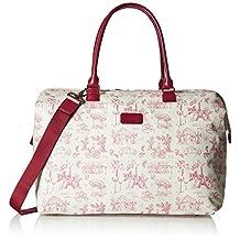 Lipault Lady Plume Weekend Bag M, Toile De Jouy, International Carry-On