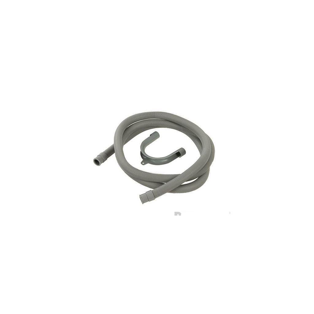 color blanco 2,5/m x 21/mm plumbob 355323/lavadora manguera de drenaje