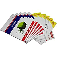 Complete course Pack for CAT [Set of 12 Books]