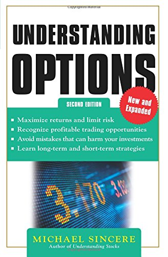Understanding Options 2E (Business Books) [Michael Sincere] (Tapa Blanda)