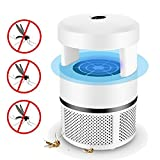 Umiwe Bug Zapper, Electronic Mosquito Repellent Insect Killer Fly Trap USB Powered LED Indoor Mosquitoes Fly Pest Catcher for Home Kitchen Outdoor Garden Patio Yard[2018 UPGRADED]