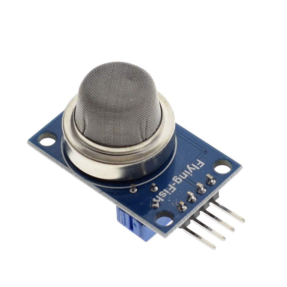 Detector de Gas Combustible, módulo de Sensor de monóxido de Carbono para Arduino