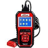 OBDII Auto Diagnostic Code Scanner KONNWEI KW850 Universal Vehicle Engine O2 Sensor Systems Scanner...