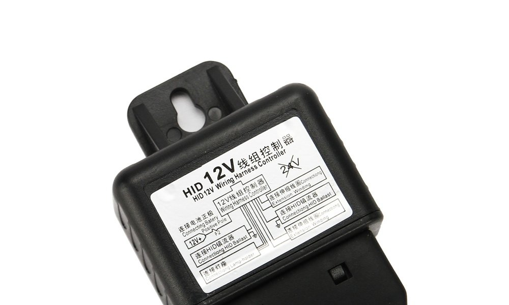 51HRr VL0NL._SL1000_ amazon com ijdmtoy 12v 35w h13 9008 hi lo h l bi xenon hid 12V DC Battery at gsmx.co