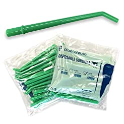 100 Large Dental Surgical Aspirator Aspi...