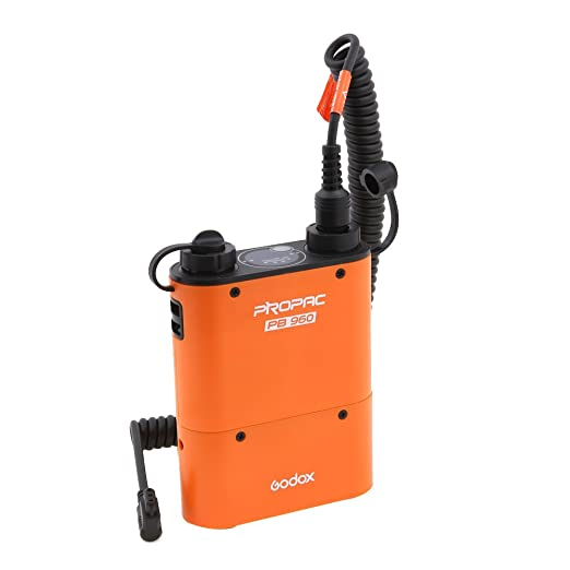25 opinioni per Godox PB-960 Powerblock Batteriepack Flash Power Battery per Canon 600EX 580EX