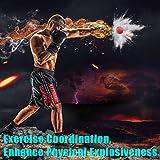 Kaqulec Boxing Reflex Fight Ball Headband Speed