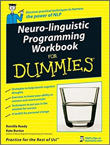 Neuro Linguistic Programming Pdf