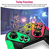 Wireless Pro Controller for Switch/ Lite, Upgraded