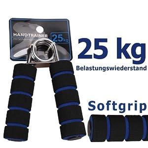 Handtrainer, Fingertrainer, Finger Hantel 25KG