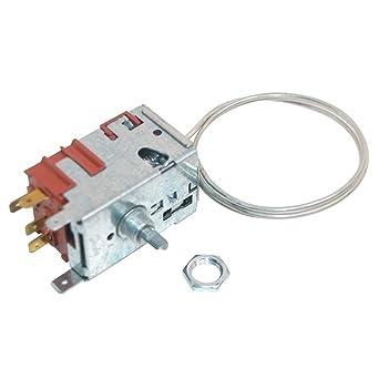 Bosch Bosch Siemens termostato de refrigeración. Genuine número de pieza 181409