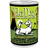 Kauai Luau Succulent Chicken on Brown Rice Wet Dog Food Size: 14-oz, case of 12