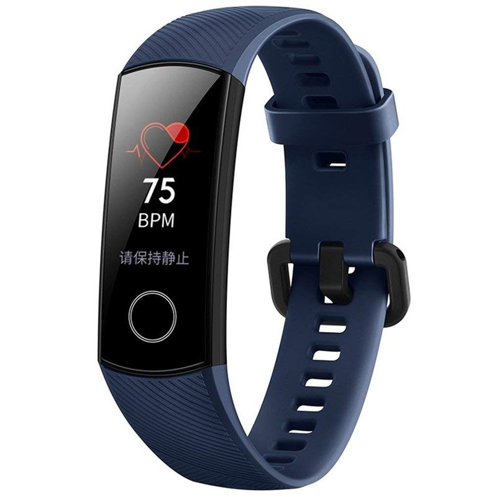 FCGV Huawei Honor Band 4 Smart-Armband-Touchscreen Bluetooth-Herzfrequenzmessgerät -Blau
