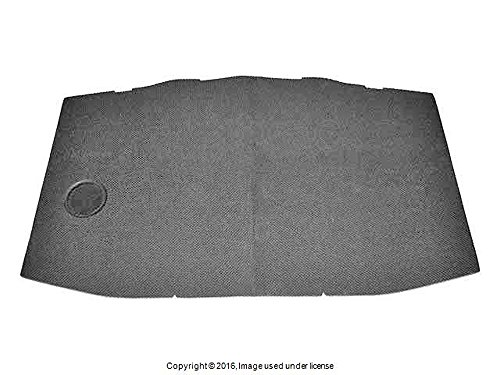 Mercedes-Benz Engine Front Hood Insulation Pad 450 SEL 450 SE 300 SD 280S 280 SE