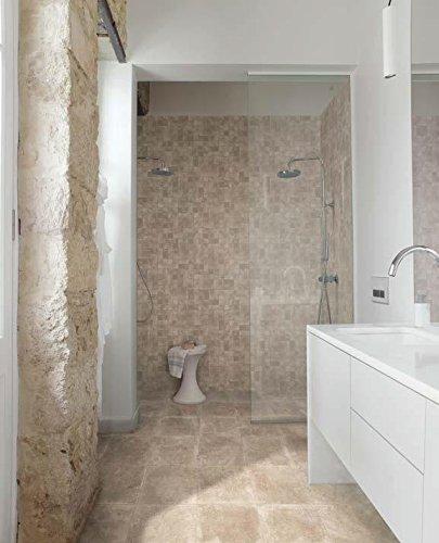 Badezimmer Fliesen 60X60 | Emilceramica Petra Nut Teilpoliert 60x60 Cm 604p6p Fliesen Fur Haus
