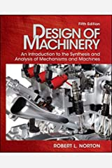 Design of Machinery with Student Resource DVD (McGraw-Hill Series in Mechanical Engineering) Hardcover