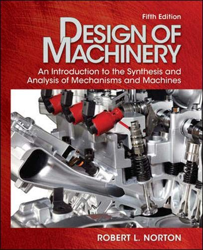 Design of Machinery with Student Resource DVD (McGraw-Hill Series in Mechanical Engineering)