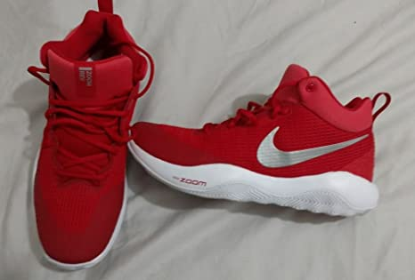 Nike Zoom Rev® TB Promo Zapatillas de Baloncesto Universidad Rojo ...