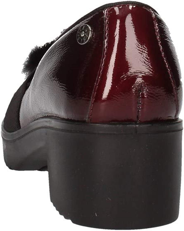 ENVAL SOFT 4252533 decolette Tronchetto Scarpe Bordeaux Donna Naplak