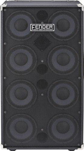 Fender 810 Pro 1,000-Watt 8x10-Inch Bass Amp Cabinet 1000w Bass Cabinet