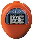 Oslo All Purpose Stopwatch (Orange) by Oslo