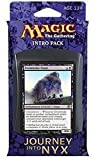 Magic the Gathering (MTG) Journey Into Nyx Intro Pack / Theme Deck - Pantheon's Power - Black (Includes 2 Booster Packs)