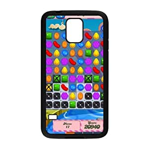 Plastic Durable Cases Yiyrp Candy Crush For Samsung Galaxy S5 I9600 Cover Cell phone Case