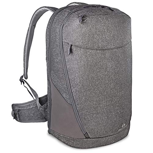 Arcido Akra Backpack : Carry-on Size Laptop Backpack with Removable Harness TSA...