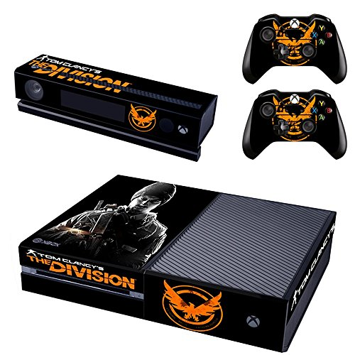 MyLifeUNIT Xbox One Console Skin The Division Decal Stick...