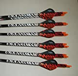 Easton ST Axis Full Metal Jacket Arrows 300/340/400/500 w/Blazer Vanes Pathfinder Wraps 1Dz.