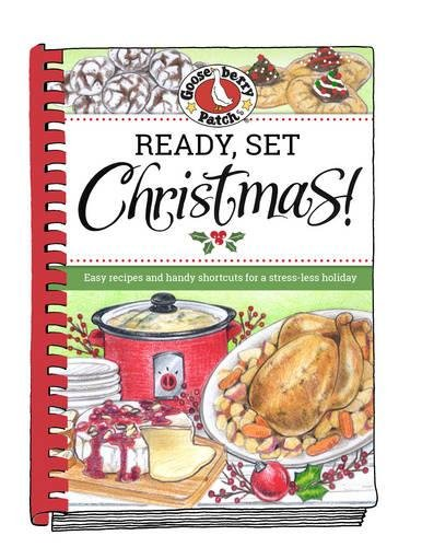 Ready, Set, Christmas! cover