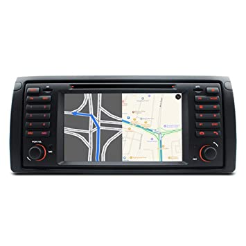 Iauch 7 pulgadas HD de pantalla táctil WinCE 6.0 coche estéreo con reproductor de DVD GPS