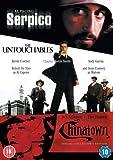 Serpico / Untouchables / Chinatown [Import anglais]