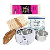 Wax Epilation Kit - Wax Necessities Strip Waxing Kit