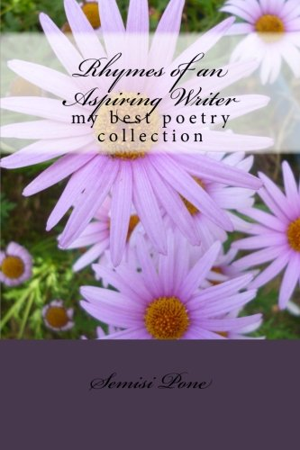Download Rhymes of an Aspiring Writer my best poetry collection pdf