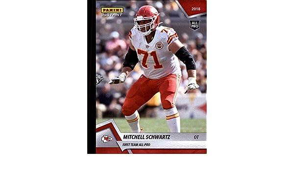 pretty nice 64731 56593 Amazon.com: 2018 Panini Instant NFL First Team All-Pro ...
