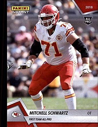 pretty nice 47098 58335 Amazon.com: 2018 Panini Instant NFL First Team All-Pro ...