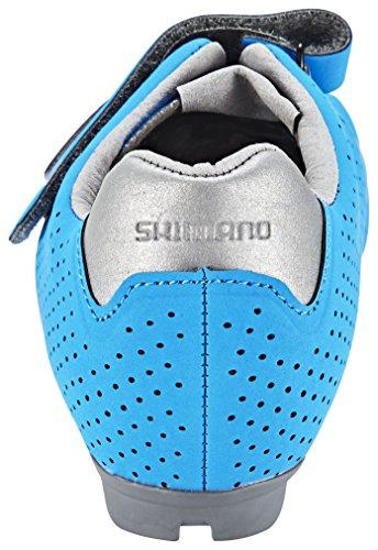 Shimano Chaussures RT5B SH VTT 2018 Modèle Chaussures Bleu 44 PwrPa