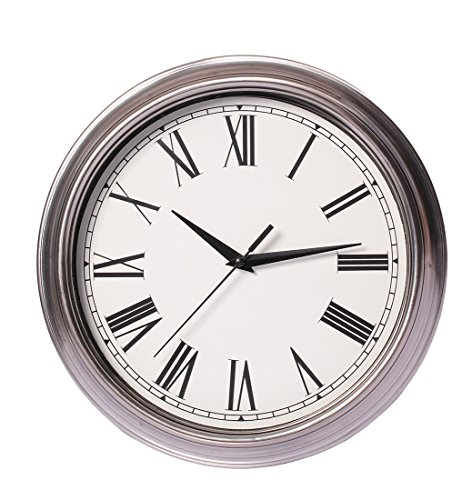 Retro Calendar Wall Clock - 9