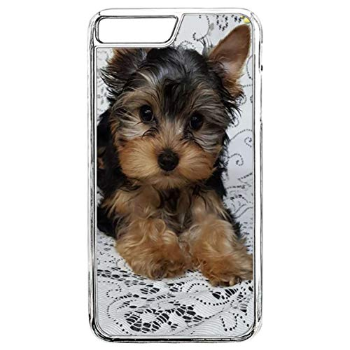 - iPhone 8 Plus Yorkie Case,iPhone 8 Plus Yorkie Haircuts Case,iPhone 7 Plus Phone Cover Yorkie Haircuts Case Yorkie Puppy Slim fit Transparent Case for iPhone 7 Plus/8 Plus