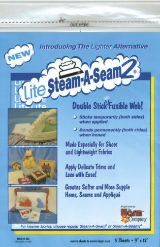 steam a seam 2 lite sheets - 3