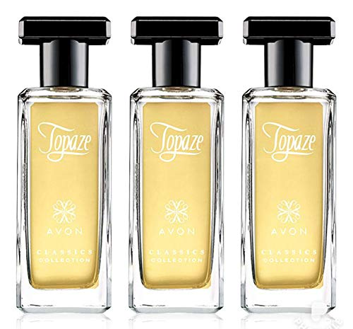 Lot of 3 Avon Topaz Classics Collection brand new Fresh 1.7 fl oz each sold by The Glam Shop back by popular demand