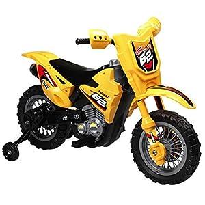 6V-Battery-Operated-Dirt-Bike-Yellow