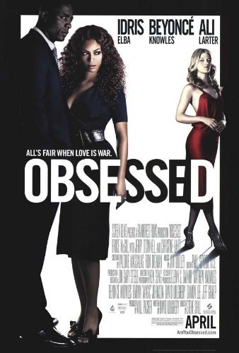 Obsessed Broadside Movie (27 x 40 Inches - 69cm x 102cm) (2009)