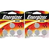 Amazon.com: Energizer 2032 Battery CR2032 Lithium 3v (1