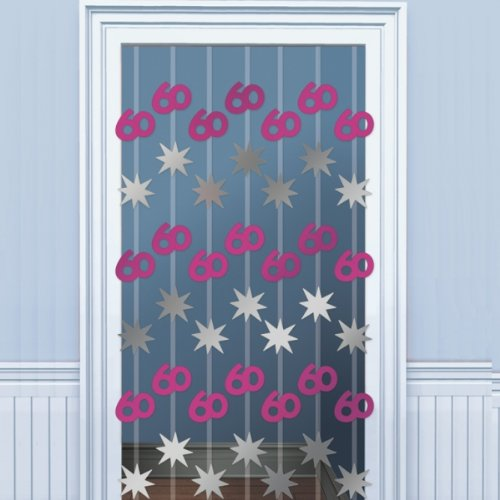 UPC 013051356538, 60th Birthday Doorway Danglers