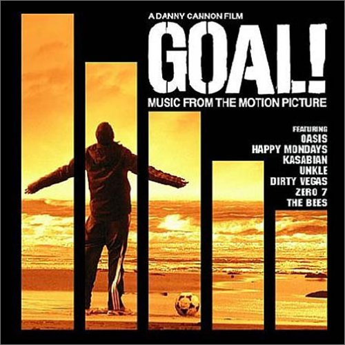 Goal: Music from the Motion - Dirty Shop Sports