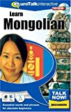 Talk Now! Learn Mongolian, Eurotalk Staff, 1843521105