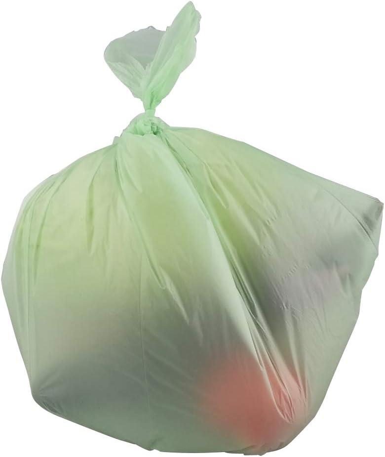 Gr/ün Bio M/üllbeutel 20 L M/üllsack Kompostierbar Hokky M/ülls/äcke Biologisch Abbaubar