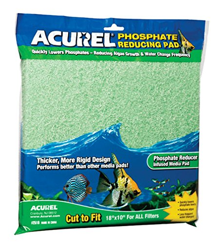 Acurel LLC Phosphate Reducing Media Pad, 10-Inch by ()